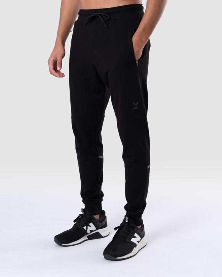WPN Wear Combat Tech Fleece Joggers - Black