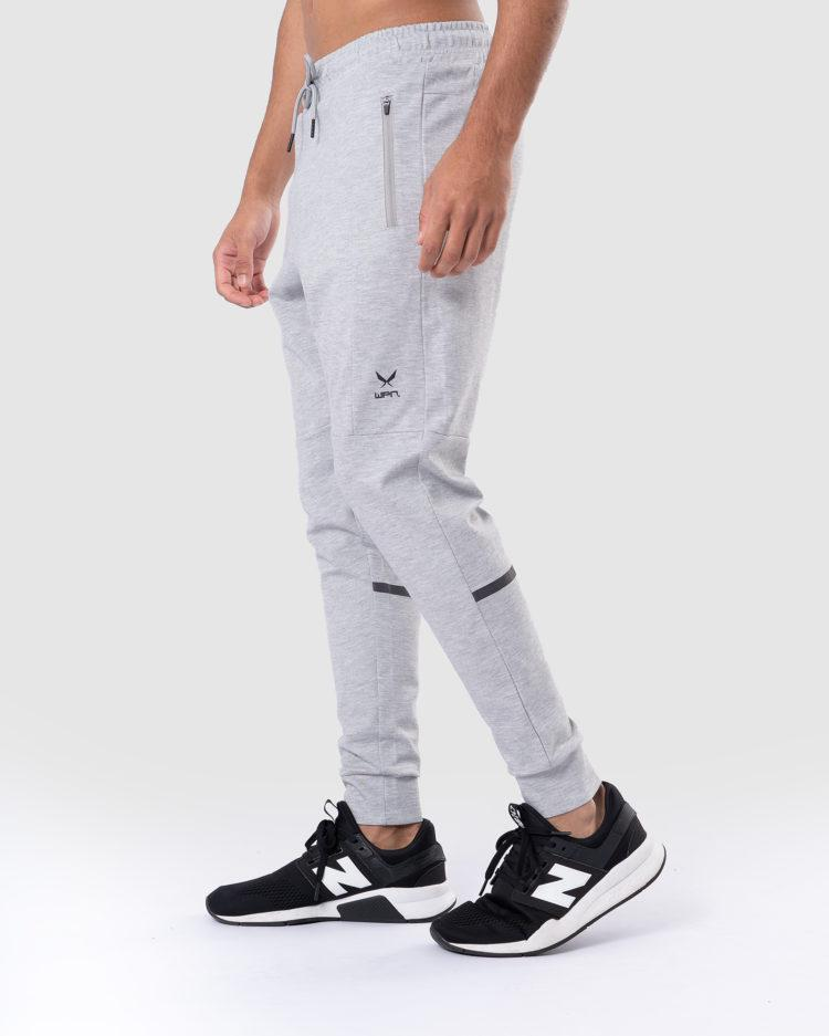 WPN Wear Combat Tech Fleece Joggers - Grey