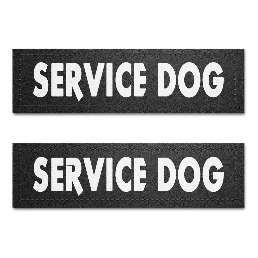 Personalized Custom Velcro Dog Patch (1 Pair)