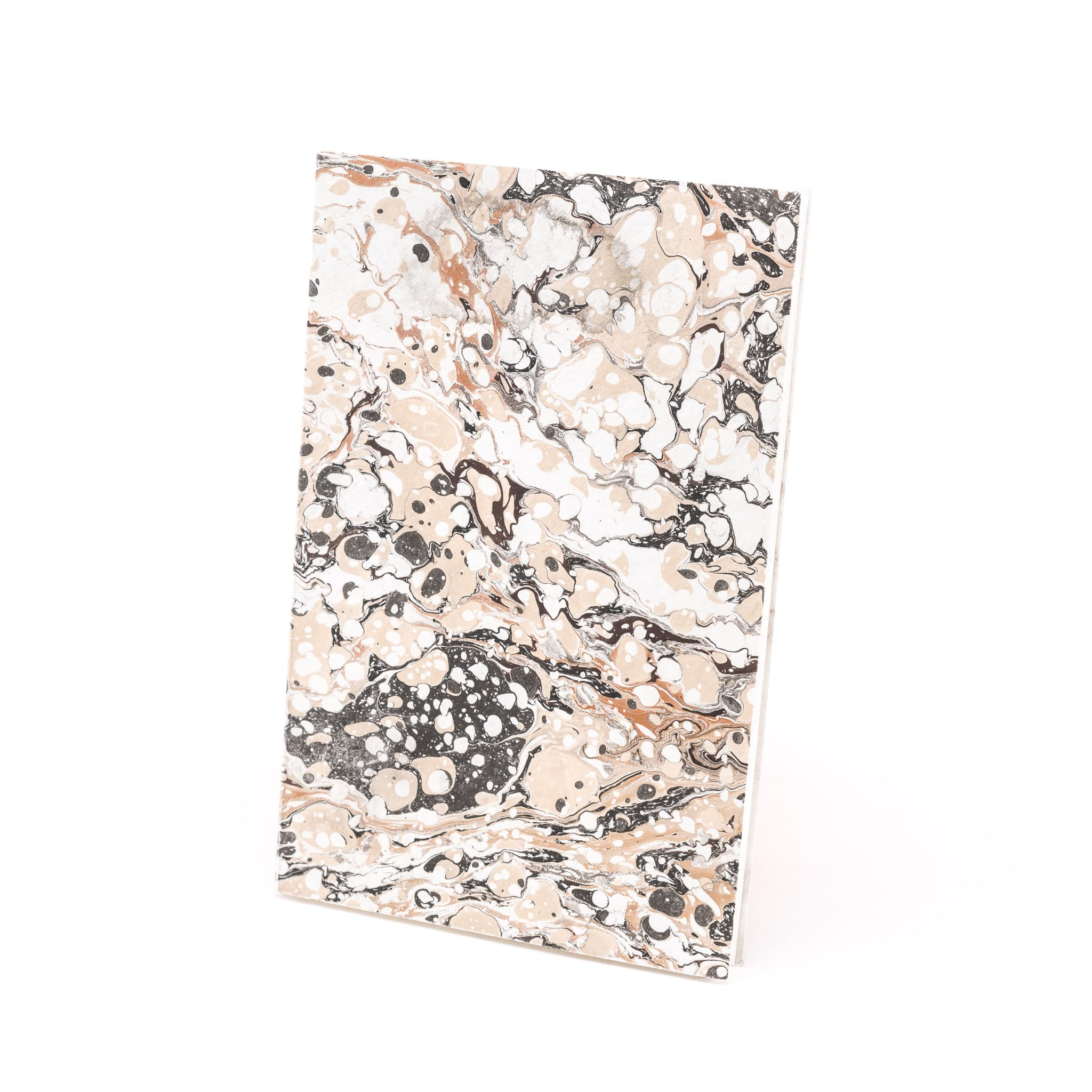 The Perfect Marbled Journal