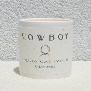 Cowboy Candle