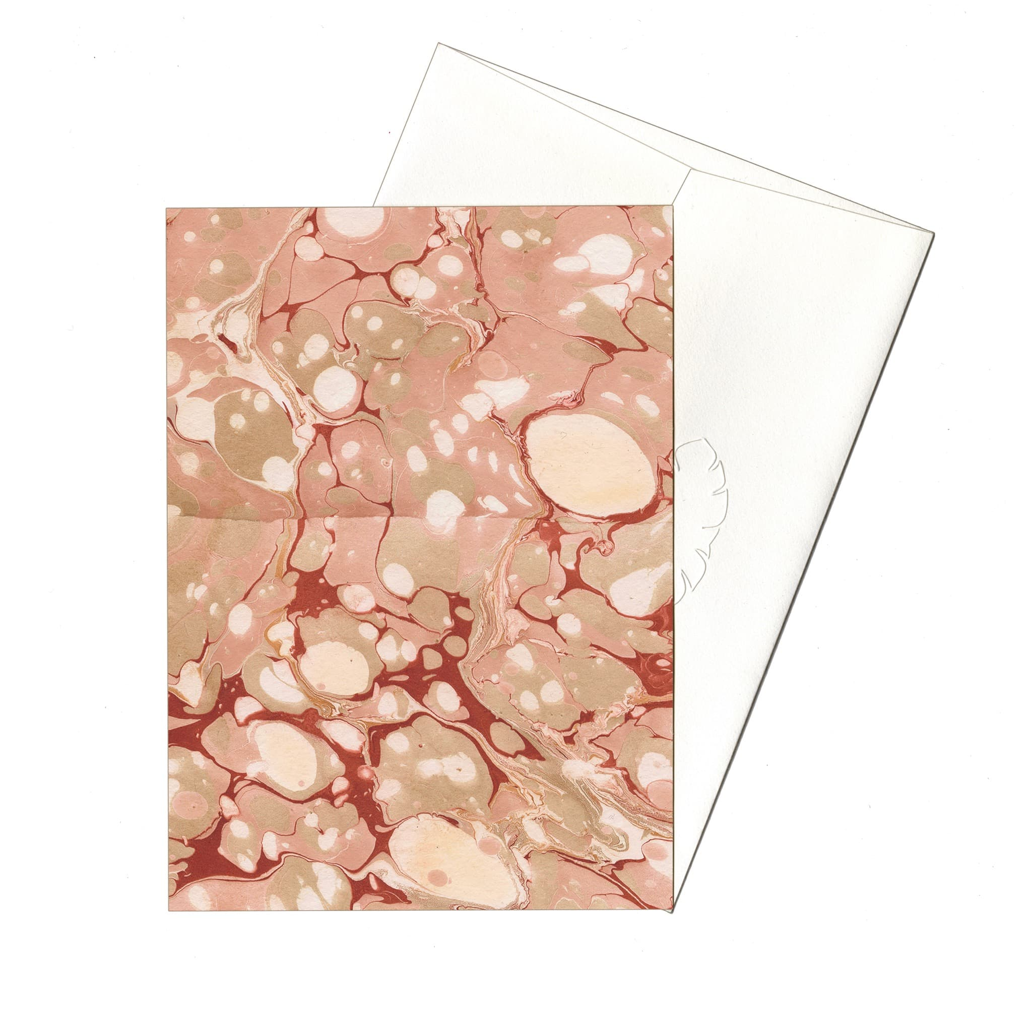 Marbled Cards