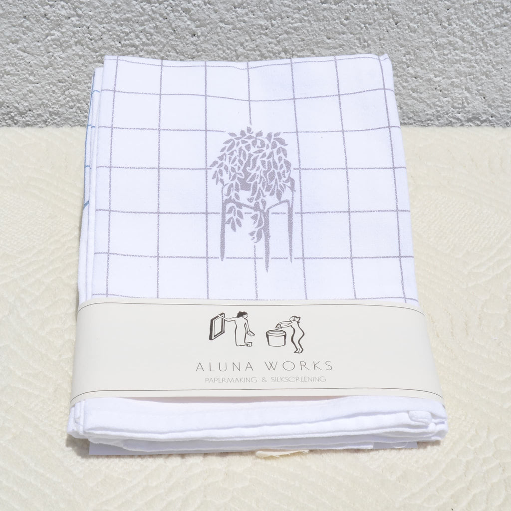 Plant Tea Towels // 2 Pack