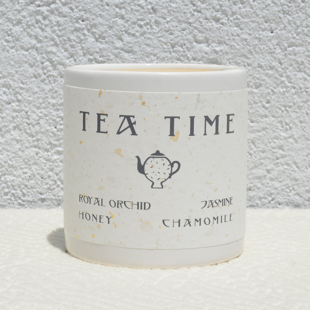 Tea Time Candle