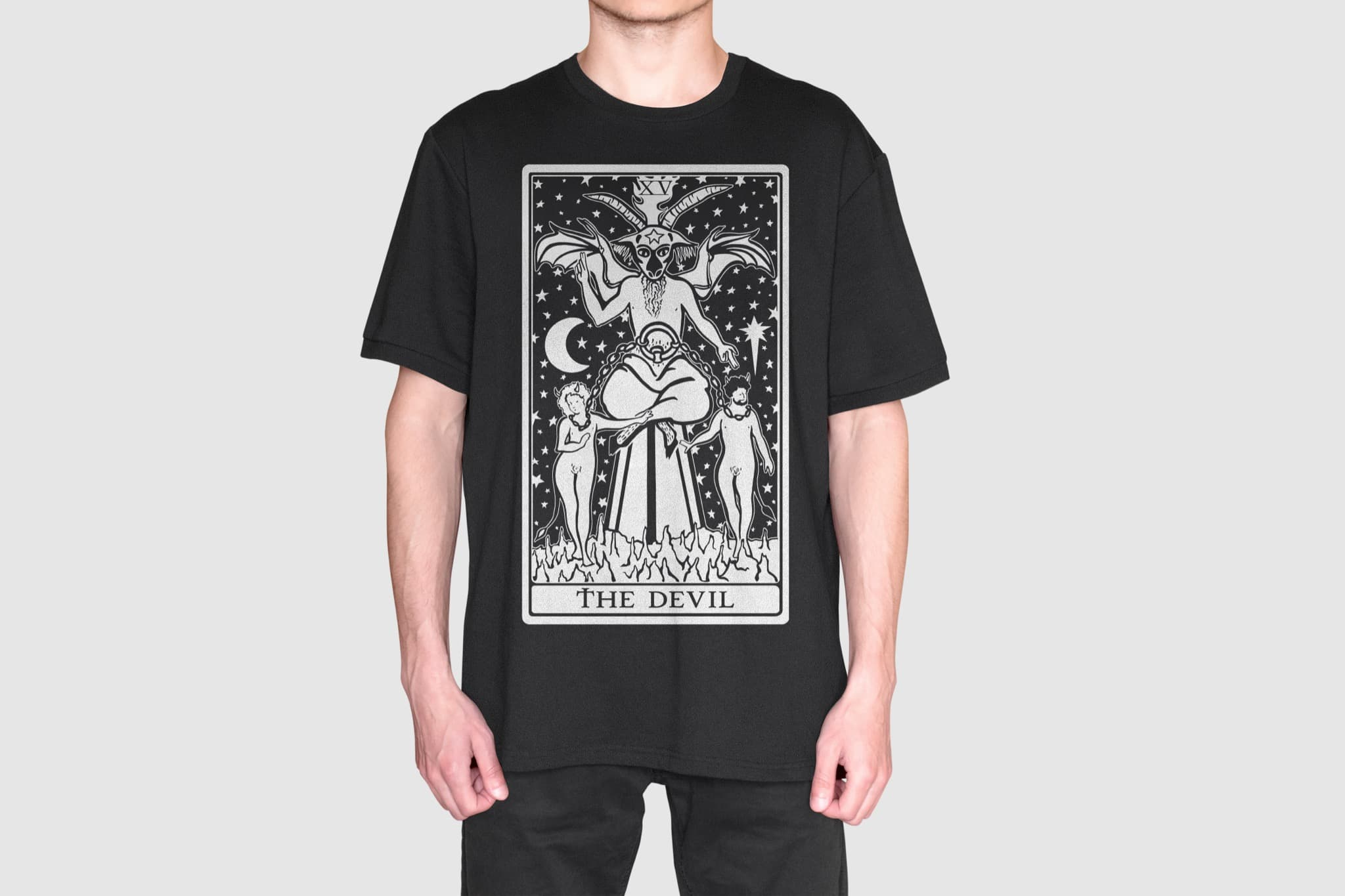 The Devil - Tarot Shirt