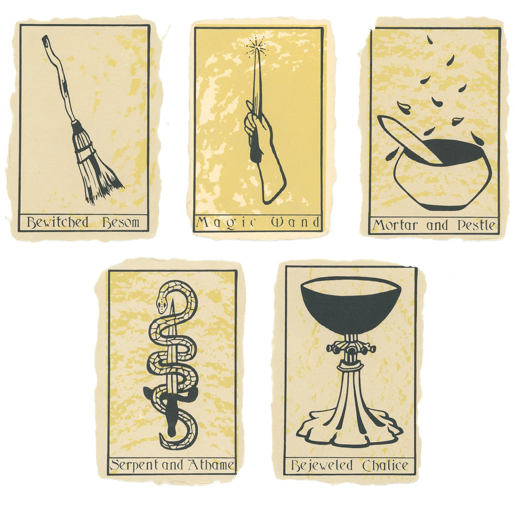 Tools of Tarot I | Set of 5