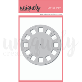 Uniquely Creative - Ocean Breeze - Viewfinder Die