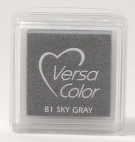 Versa Color Ink Pad - Sky Gray