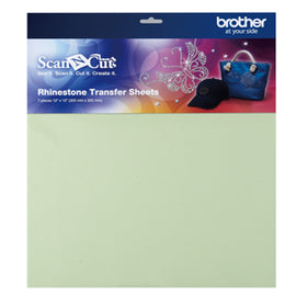 **Request Item** - Brother ScanNCut Transfer Sheets (Rhinestones)
