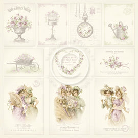 Pion Design - Images from the Past - Where the Roses Grow