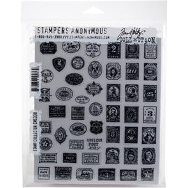 Tim Holtz - Stampers Anonymous - Stamp Collector