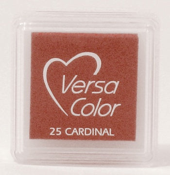 Versa Color Ink Pad - Cardinal