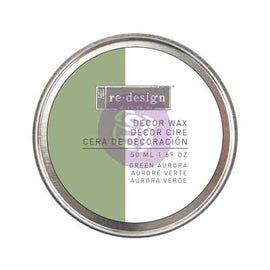 Prima Marketing - Re-Design Wax Paste - Green Aurora (Olive) 50ml