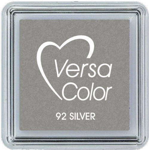 Versa Color Ink Pad - Silver