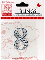 Sullivans - Bling Numbers - 8