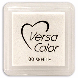 Versa Color Ink Pad - White