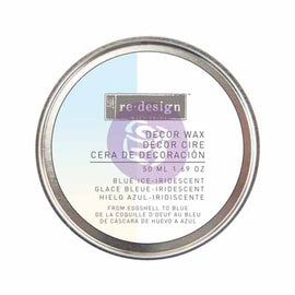 Prima Marketing - Re-Design Wax Paste - Blue Ice (Iridescent Blue) 50ml