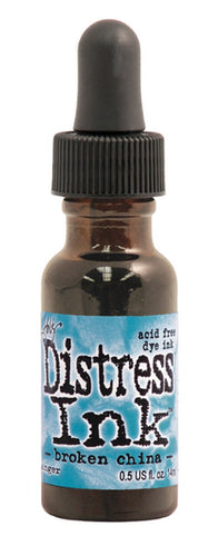 Tim Holtz Distress Ink Re-Inker - Broken China