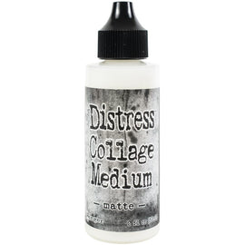 Tim Holtz Distress Collage Medium - Matte (2oz)