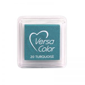 Versa Color - Ink Pad Mini - Turquoise