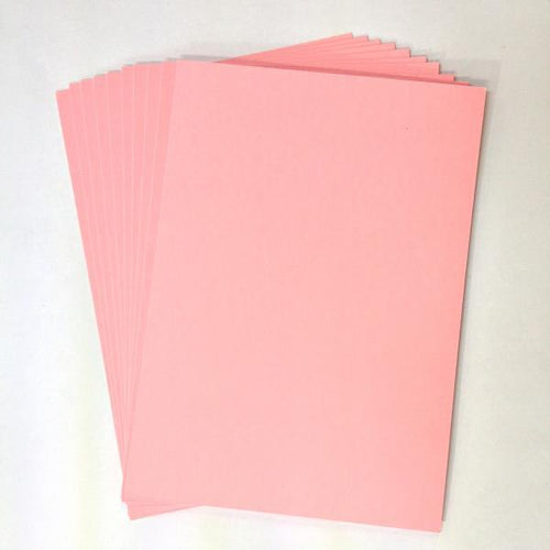 Artfull Cardstock - A5 Card Pack - Light Pink (10 sheets)