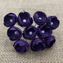 Buttercups - Purple (10pk)