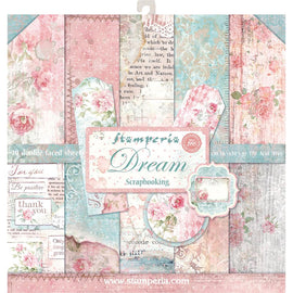 Stamperia - 12x12 Paper Pack - Dream