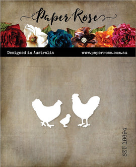Paper Rose - Chicken Trio
