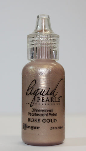 Ranger Liquid Pearls - Rose Gold