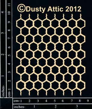 "Dusty Attic - ""Chicken Wire - Mini"""
