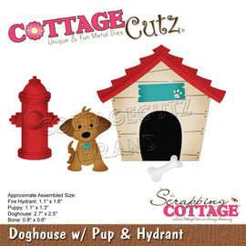 "CottageCutz Dies Loyal Pets 1/"" To 2.2/"" 819038024403"