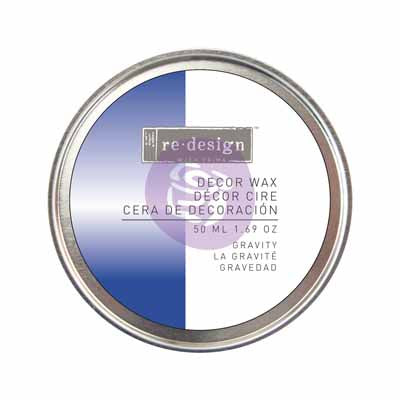 Prima Marketing - Re-Design Wax Paste - Gravity (Blue) 50ml