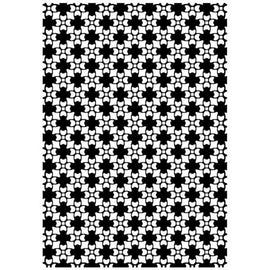 Kaisercraft - 4x6 Embossing Folder - Petals
