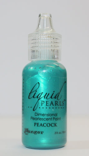 Ranger Liquid Pearls - Peacock
