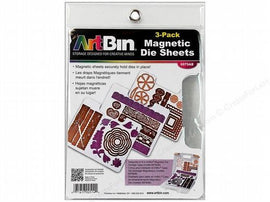 Artbin - Magnetic Die Sheets - 3 pack