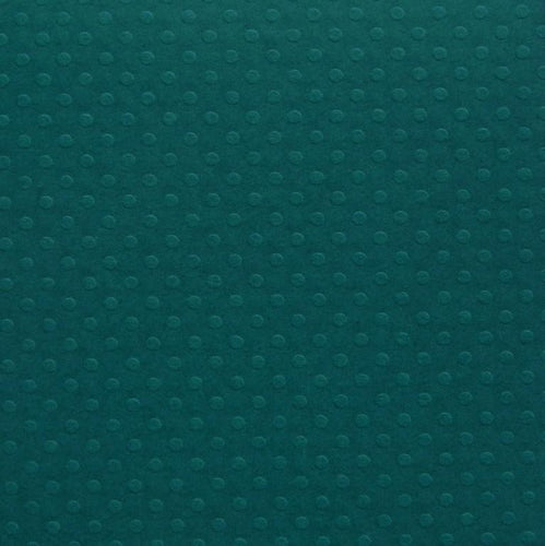 Bazzill Dotted Swiss - 12x12 - Deep Sea