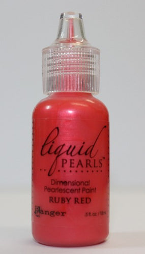 Ranger Liquid Pearls - Ruby Red