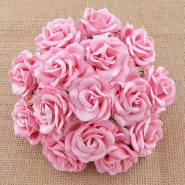 Chelsea Roses - Baby Pink (5pk)