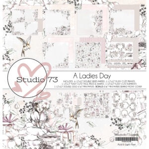 Studio 73 - A Ladies Day - 12x12 Collect Set