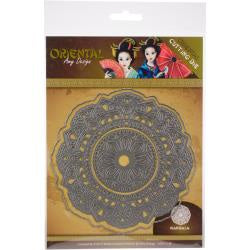 Amy Design - Oriental Mandala Cutting Die