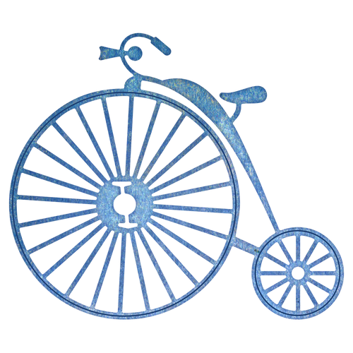"Cheery Lynn Designs - ""Vintage Bicycle"""