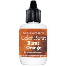 Ken Oliver Crafts - Colour Burst - Burnt Orange