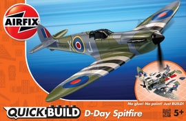 Airfix - Quick Build - D-Day Spitfire
