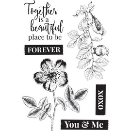 Kaisercraft - Everlasting - Clear Stamps
