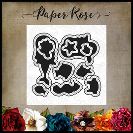 Paper Rose - Mermaid Magic Die Set