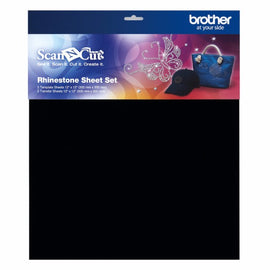 **Request Item** - Brother ScanNCut Template Sheets & Transfer Sheets (Rhinestones)