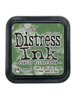 Tim Holtz Distress Ink Pad - Rustic Wilderness