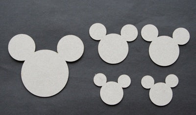 2 Crafty - Mickey Mouse Heads
