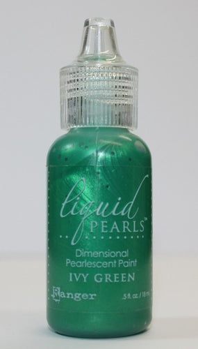 Ranger Liquid Pearls - Ivy Green