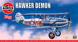 Airfix - Model Kit - Hawker Demon Vintage 1:72 (Skill Level 2)
